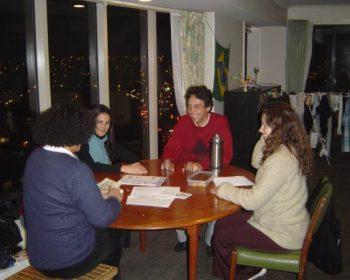 AKSGNZ First Meeting